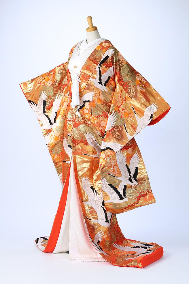金錦鶴の舞
